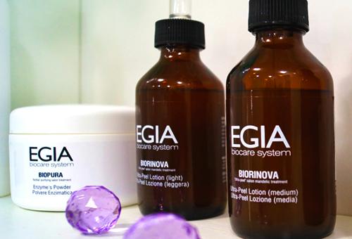 Профессиональная косметика из Италии — EGIA Biocare System